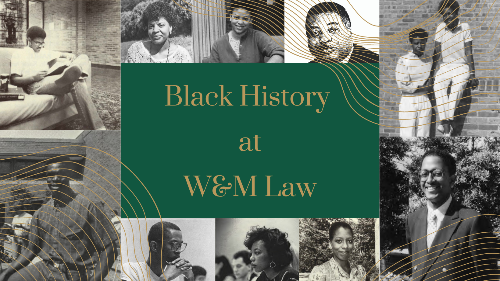 Black History at W&M Law