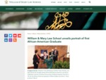 William & Mary Law School Unveils Portrait of First African-American Graduate