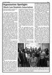 Organization Spotlight: Black Law Students Association