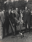 Law School Ground Breaking Ceremony