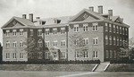Marshall-Wythe Hall circa 1936 by College of William & Mary