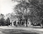 Marshall-Wythe Hall circa 1970