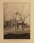 Colonial Courthouse circa 1912 by College of William & Mary