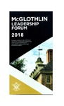 McGlothlin Leadership Forum (2018) by Mason School of Business and William & Mary Law School