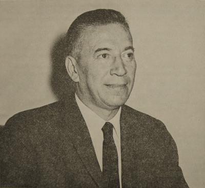 Joseph Curtis (1962-1969)