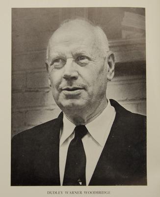 Dudley Warner Woodbridge (1942-1946; 1948-1962)