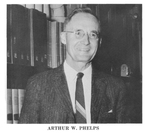 Arthur Warren Phelps (1947-1948) by William & Mary Law School