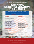 Rethinking DC Representation in Congress