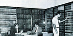 The Faculty Library (circa 1969)