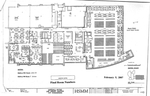 Law Library Final Plan: Ground Level (2007) by HSMM