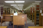 The Marshall-Wythe Law Library: Second Floor Stacks and Carrels (circa 2005)