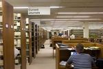 The Marshall-Wythe Law Library: First Floor Stacks and Carrels (circa 2005)