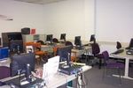 The Marshall-Wythe Law Library: Basement Computer Lab (circa 2005)