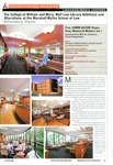 Outstanding Designs: The College of William and Mary, Wolf Law Library Additions and Alterations at the Marshall-Wythe School of Law