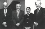 1996: Ruth Bader Ginsburg and Martin D. Ginsburg