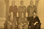 1941 Jurisprudence Department Faculty