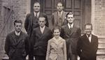 Wythe Law Club 1936