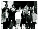 Production Staff of the Colonial Lawyer (Fall 1970) by William & Mary Law School