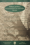 William & Mary Environmental Law and Policy Review Volume 1, Issue 1