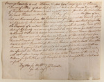 Complaint of William Russell v. Thomas Dowde, Orange County, Virginia
