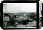 Jacksboro Looking North for the Courthouse Square 1880's and 1890's