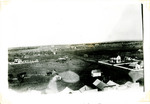 Jacksboro Looking West from the Courthouse Square 1880's and 1890's