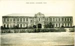 High School, Jacksboro, Texas