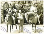 Trial of Satanta and Big Tree, July 5 & 6, 1871; Pageant trial, July 4 & 5, 1940.
