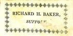 Richard H. Baker, Suffolk