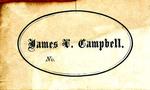 James V. Campbell.