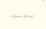 Augustus Thorndike