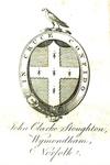 John Clarke Stoughton, Wymondham, Norfolk.