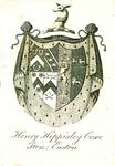 Henry Hippisley Coxe; Ston: Easton
