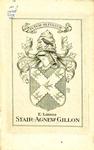 E Libris Stair Agnew Gillon.