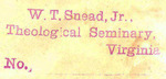 W.T. Snead, Jr., Theological Seminary, Virginia