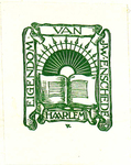 Eigentum Van J.W. Enschede Haarlem
