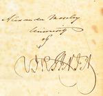 Alexander Moseley, University of Virginia