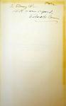 7/28/52, To Sidney R-with warm regards, Edward S. Corwin