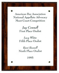 American Bar Association National Appellate Advocacy Moot Court Competition