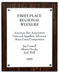 American Bar Association National Appellate Advocacy Moot Court Competition: First Place Regional Winners