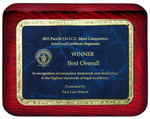 Pace/ICLN I.C.C. Moot Court Competition Americas/Caribbean Regionals: Winner, Best Overall