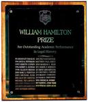 William Hamilton Prize