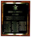 George Wythe Award
